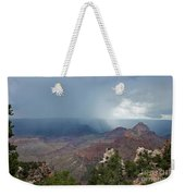 Summer Storm North Rim Grand Canyon National Park Arizona Weekender Tote Bag