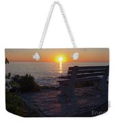Summer Sunrise, Marginal Way, Ogunquit, Maine  -67904 Weekender Tote Bag