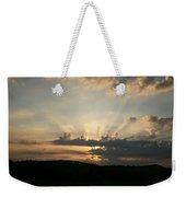 Summer Sunrise Spectacular Weekender Tote Bag