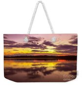 Summer Sunset 1 Weekender Tote Bag