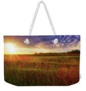 Summer Sunset - Waukesha Wisconsin  Weekender Tote Bag
