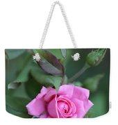 Summer Sweet Rose Weekender Tote Bag