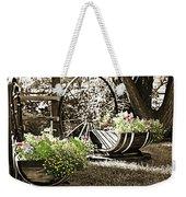 Summer Sweetness Weekender Tote Bag