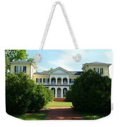 Summer Time At Sweet Briar House Weekender Tote Bag