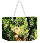 Summer Trail  Weekender Tote Bag