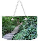 Summer Trail Path Weekender Tote Bag