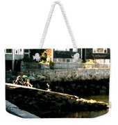 Summer Vacation Weekender Tote Bag