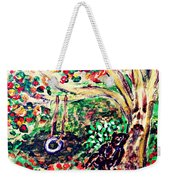Summer Went By Too Quickly 2 Weekender Tote Bag