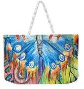 Summerfly Weekender Tote Bag