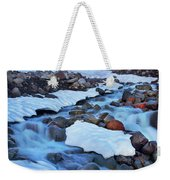 Summerland Creek Weekender Tote Bag