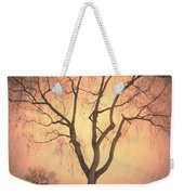 Summerland Light In Winter Weekender Tote Bag