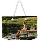 Summers Beauty Weekender Tote Bag