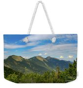 Summertime Alps In Germany Weekender Tote Bag