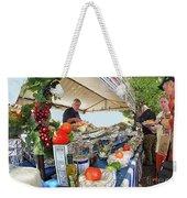 Summertime Celebration Weekender Tote Bag