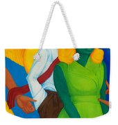 Summertime Forgotten Long Ago. Weekender Tote Bag