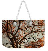 Summing Nature Call  Weekender Tote Bag