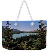 Tagish Lake - Yukon Weekender Tote Bag