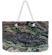 Summitpointe Golf Club Golf Course Aerial Weekender Tote Bag