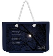 Summons Weekender Tote Bag