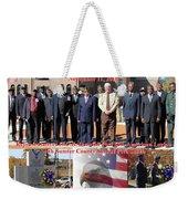 Sumter County Memorial Of Honor Weekender Tote Bag