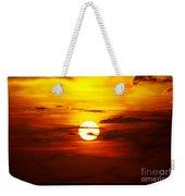 Sun 32 Weekender Tote Bag