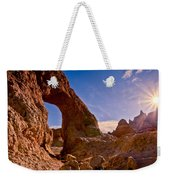 Sun And Arch Weekender Tote Bag