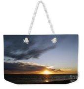 Sun And Clouds Weekender Tote Bag