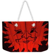 Sun And Fire Weekender Tote Bag