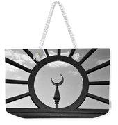 Sun And Moon Weekender Tote Bag