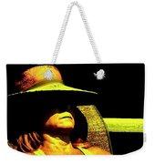 Sun Bathing Weekender Tote Bag