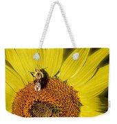 Sun Bee Weekender Tote Bag