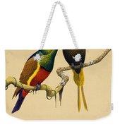 Sun Birds Weekender Tote Bag