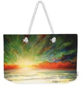 Sun Bliss Weekender Tote Bag