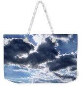 Sun Breaking Through The Clouds Weekender Tote Bag