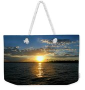 Sun Down Day Weekender Tote Bag