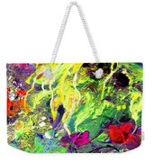 Sun Flower Bouquet Weekender Tote Bag