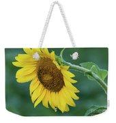 Sun Flower Drop Weekender Tote Bag