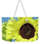 Sun Flower Garden Art Prints Sunflowers Baslee Troutman Weekender Tote Bag