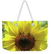 Sun Flower Glow Art Print Summer Sunflowers Baslee Troutman Weekender Tote Bag