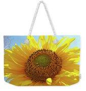 Sun Flowers Art Sunflower Giclee Prints Baslee Troutman  Weekender Tote Bag