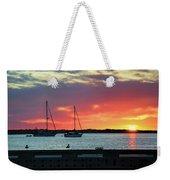 Sun Gazing Weekender Tote Bag