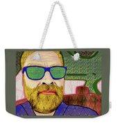 Sun Glasses Weekender Tote Bag