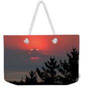 Sun Glow Weekender Tote Bag