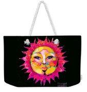 Sun Goddess She Sun Weekender Tote Bag