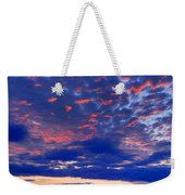 Sun Has Set Weekender Tote Bag