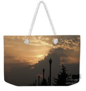Sun In A Cloud Of Glory Weekender Tote Bag