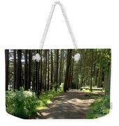 Sun In The Forest. Weekender Tote Bag