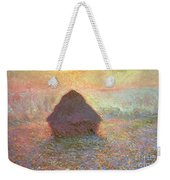 Sun In The Mist Weekender Tote Bag