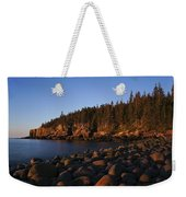 Sun Kissed Acadia Weekender Tote Bag