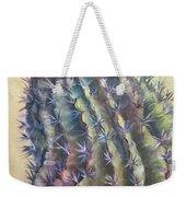 Sun Kissed Barrel Cactus Weekender Tote Bag
